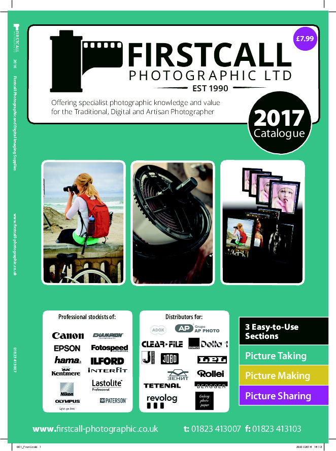Our 2017 Catalogue