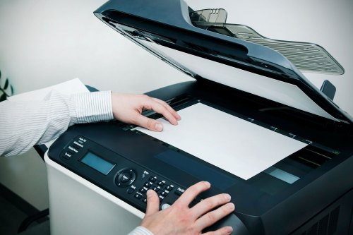 Print Scanners
