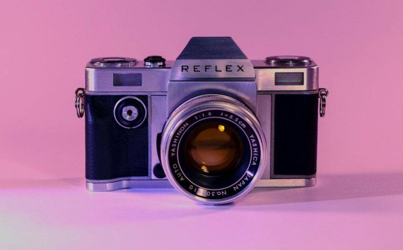 Reflex is the First New 35mm Manual SLR Camera Design in 25 Years