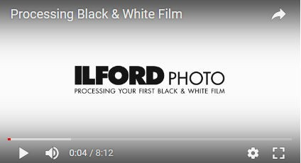 Free Educational Videos from Ilford for Techniques in the Darkroom