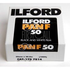 Ilford PanF Plus 50 30m, ISO 50