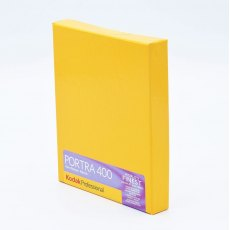 Kodak Portra 400 8 x 10, ISO 100, Pack of 10 sheets