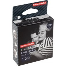 Lomography Earl Grey, ISO 100. 120, Pack of 3