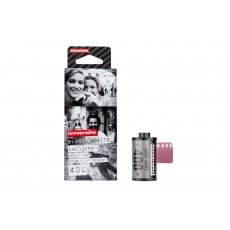 Lomography Lady Grey, ISO 400. 135-36, Pack of 3