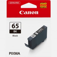 Canon Ink Jet Cartridge CLI-65 BK, Black