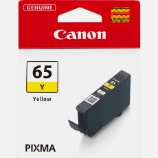 Canon Ink Jet Cartridge CLI-65 Y, Yellow