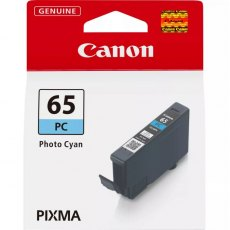 Canon Ink Jet Cartridge CLI-65 PC, Photo Cyan
