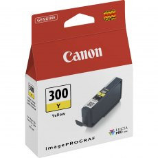Canon Ink Jet Cartridge PFI-300Y, Yellow