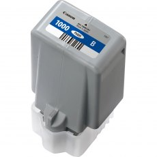 Canon Ink Jet Cartridge PFI-1000B, Blue