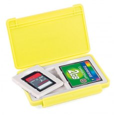 Kaiser Memory Card Case (6496), for SD or CF