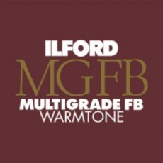 Ilford Multigrade FB Warmtone Glossy 8 x 10in, Pack of 25