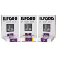 Ilford Multigrade RC Deluxe, Glossy, 8 x 10in, Pack of 100