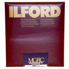 Ilford Multigrade Warmtone RC Glossy 8 x 10in, Pack of 100