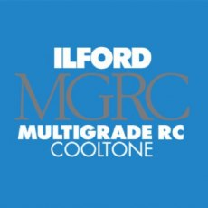 Ilford Multigrade Cooltone RC Glossy 12 x 16in, Pack of 50