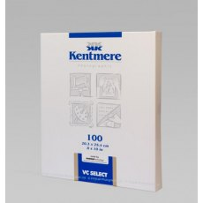 Kentmere VC Select Fine Lustre, 8 x 10in, Pack of 100