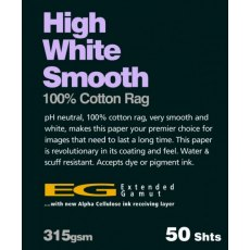 Fotospeed High White Smooth, EG, A3, Pack of 25