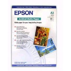 Epson SO41342, Archival Matte Paper A4, Pack of 50
