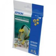 Epson SO42153, Premium Glossy Photo Paper, 4 x 6in, Pack 40
