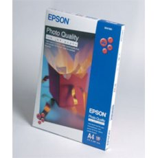 Epson SO41061, Photo Quality Ink Jet Paper A4, Pack of 100