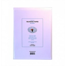 Rockland Inkjet Transfer Paper for Glass, 8.5x11 in, 10 S