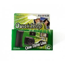 Fujifilm QuickSnap Flash Single Use Camera