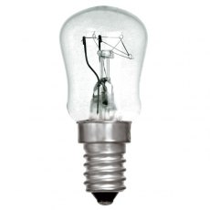 Lamps Safelight Bulb, SES Pygmy, 15W