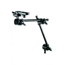 Manfrotto 2 Single Arm (2 section) c/w camera bracket - 196B