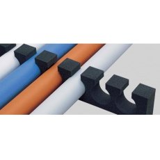 Colorama Foam Paper Storage Roll Holder