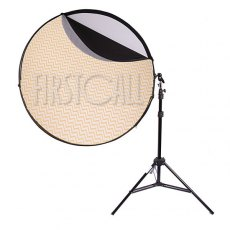 Interfit INT 273 5-in-1 Reflector Kit with Arm & Stand