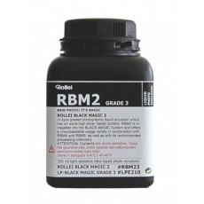 Rollei Black Magic RBM2 Emulsion, Graded 300ml