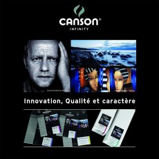 Canson Baryta Photographique FB, Roll, 17 inch x 50 feet