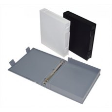 Beseler Besfile Archival Storage Binder Box (Black)