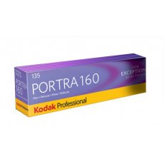 Kodak Portra 160 135-36, ISO 160, Pack of 5