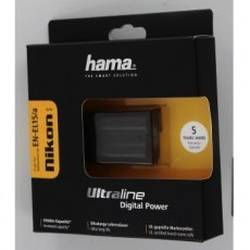 Hama Li-Ion Camera Battery EN-EL15