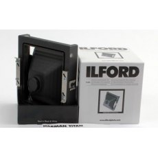 Harman Titan 4x5 Pinhole Camera