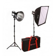 Paterson LIT113 Fluorescent Softbox/Reflector Kit