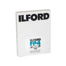 Ilford FP4 Plus 8 x 10in, ISO 125, Pack of 25