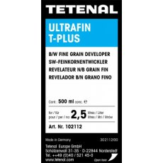 Tetenal Ultrafin T-Plus Film Developer, 500ml