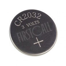 Firstcall CR2032 Battery Lithium, 3V