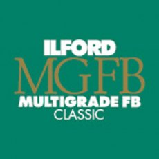 Ilford Multigrade FB Classic Glossy, 9.5 x 12in, 10 Sheets