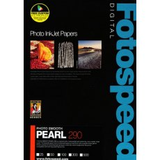 Fotospeed Photo Smooth Pearl 290gsm, A2, 25 Sheets