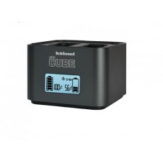 Hahnel proCUBE 2 Twin D-SLR Charger, Canon