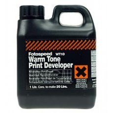 Fotospeed WT10 Warm Tone Paper Developer, 1 litre