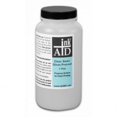 inkAID Clear Semi Gloss 473ml (16oz)