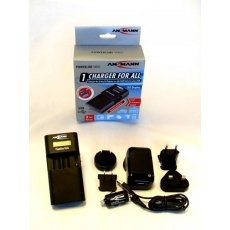 Ansmann Powerline Vario Battery Charger