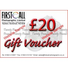 Firstcall £20 Gift Voucher