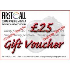 Firstcall £25 Gift Voucher