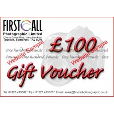 Firstcall £100 Gift Voucher