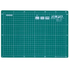 Olfa Self Healing Double Sided Cutting Mat, A4, CM-A4