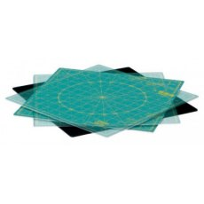 Olfa Self Healing 12 inch Rotating Cutting Mat, RM-12S